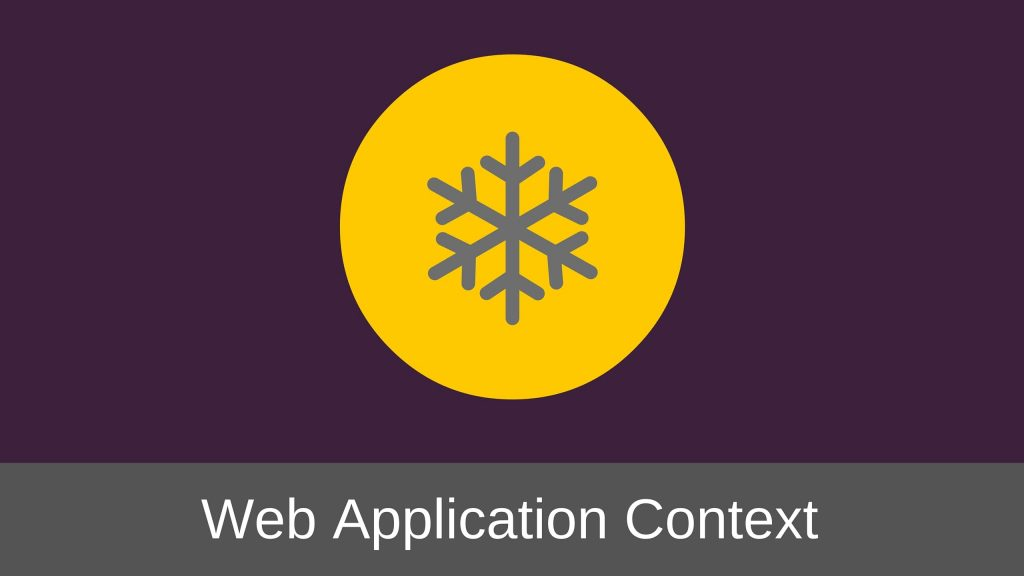 Web Application Context