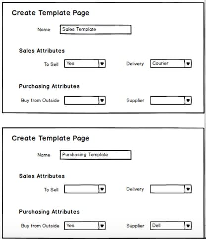 Sales and Purchasing Templates Updated