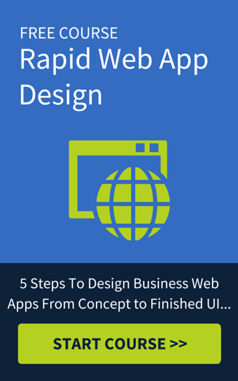 Start Rapid Web App Design Course