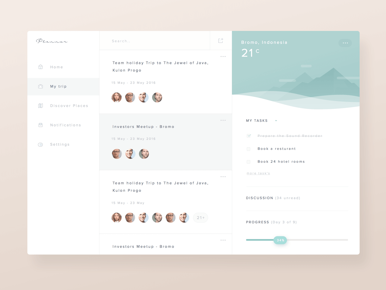40 visually stunning dashboard design examples web app for What is a planner dashboard